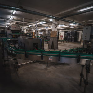 bottle production brewery