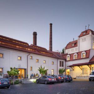 cvikov brewery