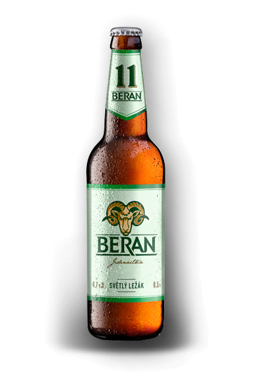 beran 11 bottle