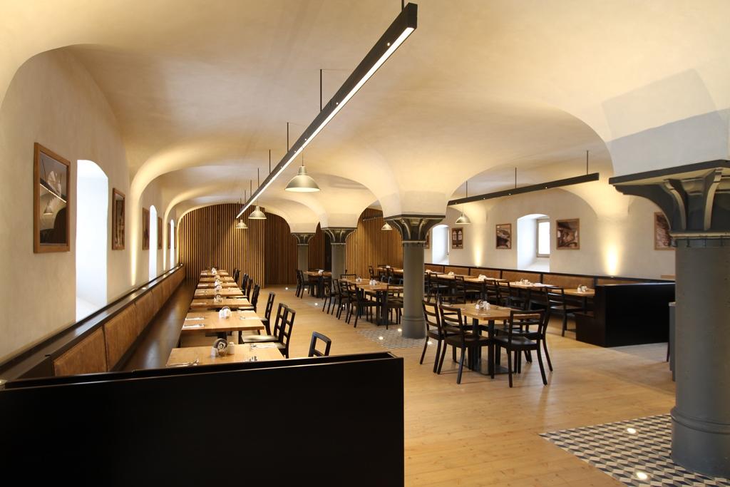 cvikov restaurant at the brewery