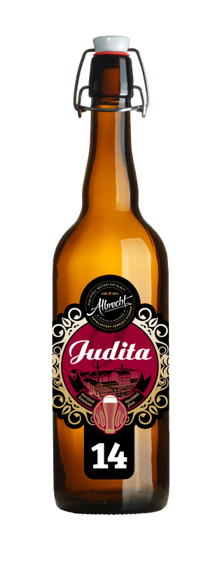 albrecht judita beer bottle