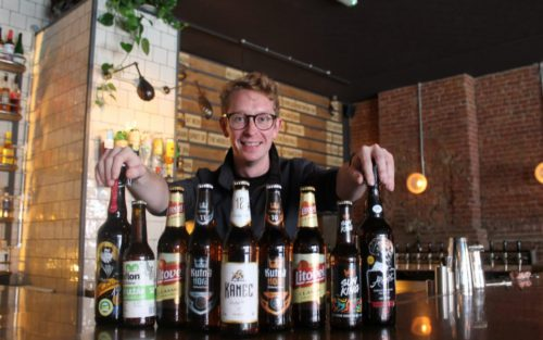 sam weston czech beer alliance