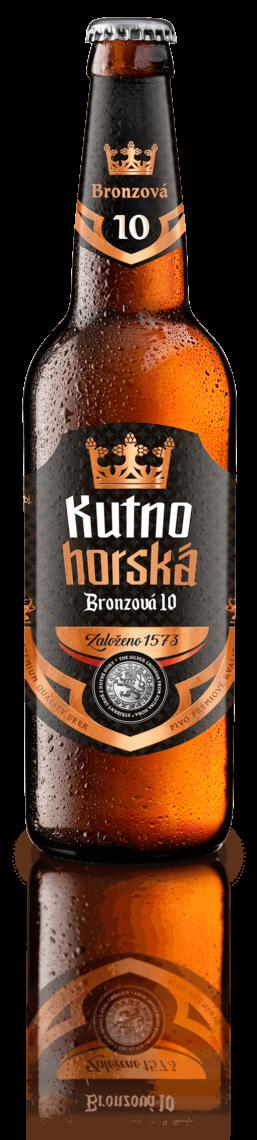 kutna hora bottle 10 czech beer