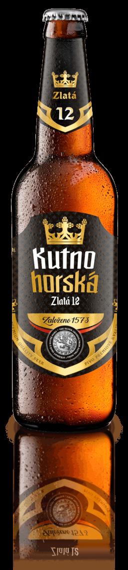 kutna hora bottle 12 czech beer