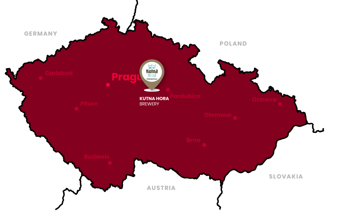 kutna hora brewery location in the czech republic