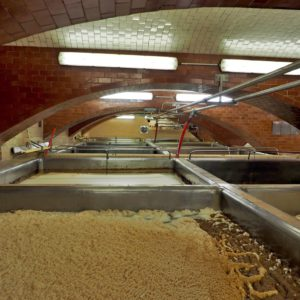 open vessels main fermentation