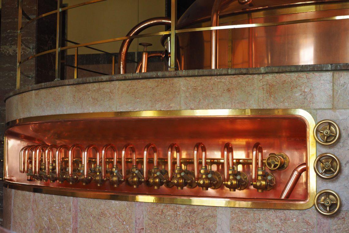 czech beer straining