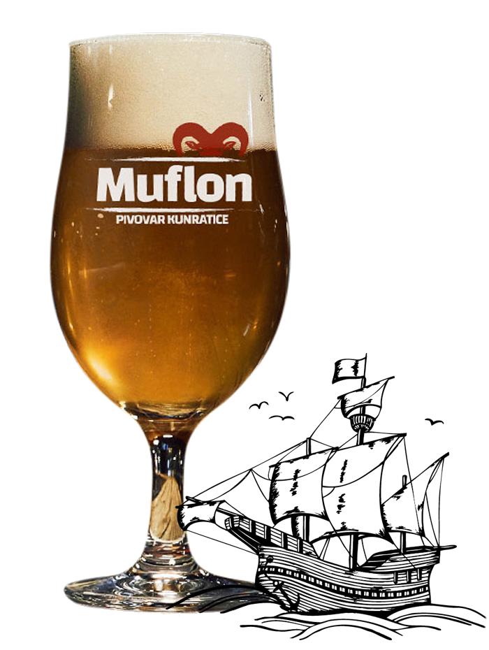 muflon beer kunratice brewery