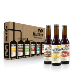 muflon pack of bottles
