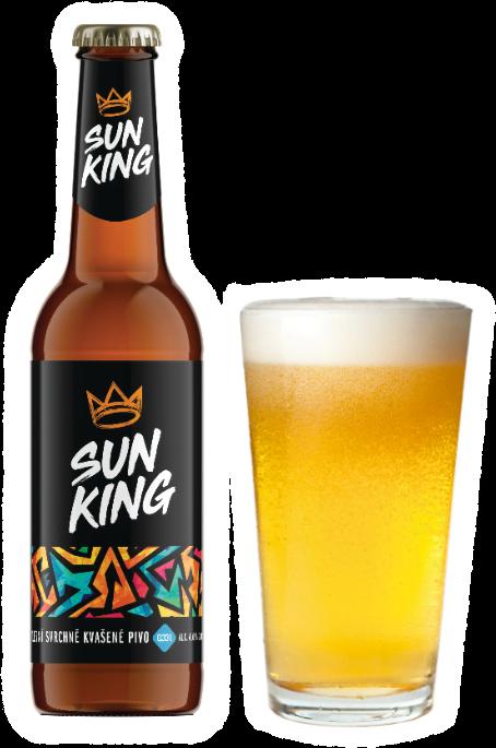 kutna hora sun king bottle