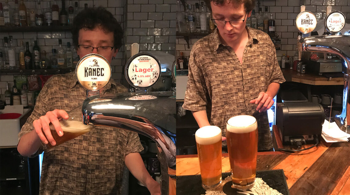 Czech beer is now in 5 london pubs